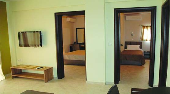 Sarti Plaza Hotel - Family Rooms